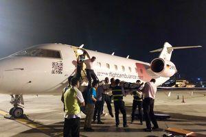 Ba du khách Việt Nam trong vụ nổ bom ở Ai Cập đã về đến TP Hồ Chí Minh