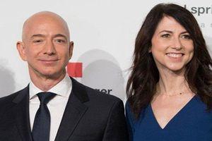 Ly hôn vợ, tài sản người giàu nhất thế giới Jeff Bezos 'bốc hơi' thế nào?