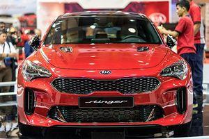 Kia Stinger mới giá từ 1,6 tỷ đồng tại Đông Nam Á