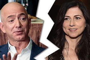 Chân dung người vợ tỷ phú Jeff Bezos sắp ly hôn