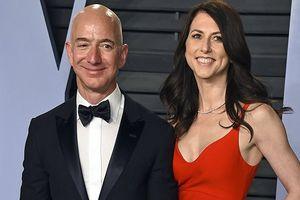 Điều gì xảy ra với Amazon khi người đàn ông giàu nhất thế giới ly dị?