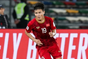 Quang Hải lọt top 10 cầu thủ xuất sắc nhất Asian Cup 2019