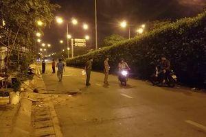 Điều tra vụ 2 người bốc vác thuê bị chém gục trên đại lộ Võ Văn Kiệt