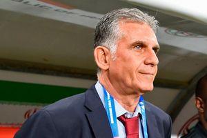 Trước trận gặp Việt Nam, HLV Carlos Queiroz xác định chia tay Iran sau Asian Cup 2019