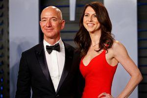 Tỉ phú giàu nhất thế giới Jeff Bezos ly hôn
