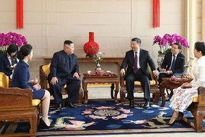Ông Tập Cận Bình nhận lời thăm Triều Tiên