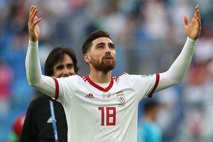 'Sát thủ số 1' của Iran trở lại, sẵn sàng đấu Việt Nam