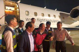 3 du khách cuối trong vụ đánh bom ở Ai Cập đã về Việt Nam rạng sáng nay