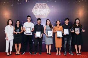 Editors' Choice 2018: Nghe Nhìn Việt Nam vinh danh 19 sản phẩm hi-end, 7 sản phẩm hi-tech