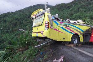 Khởi tố tài xế chở đoàn sinh viên Kiên Giang rơi xuống vực đèo Hải Vân