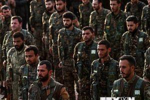 Thổ Nhĩ Kỳ đưa ra tuyên bố cứng rắn về chiến dịch quân sự Syria