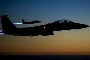 Mỹ sẽ tiếp tục thực hiện các cuộc không kích tại Trung Đông