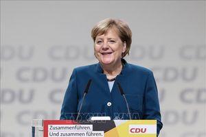 Thủ tướng Đức Angela Merkel thăm Hy Lạp lần đầu tiên trong gần 5 năm