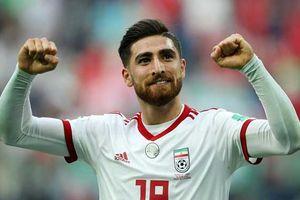'Sát thủ' chơi ở ngoại hạng Anh của Iran sẽ trở lại ở trận gặp Việt Nam