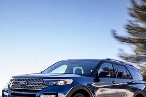 Ford Explorer 2020 được chờ đợi vén màn ra mắt