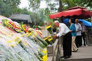 Chuẩn bị bàn giao mộ Đại tướng Võ Nguyên Giáp cho gia đình và địa phương quản lý