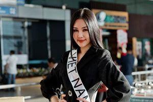 Bộ Văn hóa yêu cầu 'tước' vương miện, Ngân Anh vẫn dự thi Hoa hậu quốc tế?