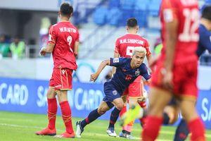 CLIP: Vừa 'thay tướng', Thái Lan lập tức thắng trận ở Asian Cup 2019