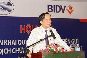 Bắt tạm giam nguyên P.TGĐ BIDV Đoàn Ánh Sáng và nhiều cán bộ BIDV Hà Thành