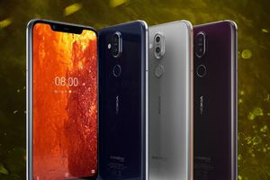 Nokia 8.1 thắng giải Best Mid-ranger of 2018