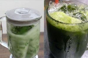 Xay nhuyễn 3 thành phần này để uống mỗi ngày, bụng phẳng, dáng thon mà da dẻ lại hồng hào và căng mịn