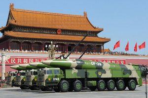 Trung Quốc triển khai tên lửa DF-26, 'khắc tinh' của tàu sân bay Mỹ