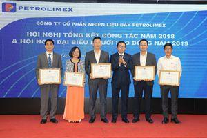 Petrolimex Aviation đã có sự đóng góp tích cực vào thành tích chung của Petrolimex