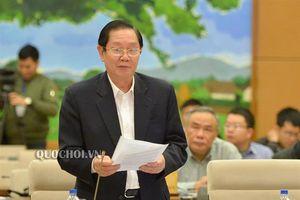 Ủy ban Thường vụ Quốc hội xem xét, quyết định thành lập, điều chỉnh địa giới một số đơn vị hành chính thuộc tỉnh Hải Dương