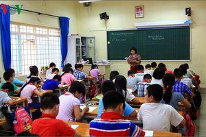 Các địa phương còn lúng túng khi giảng dạy theo chương trình GDPT mới