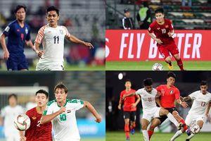 10 cầu thủ xuất sắc nhất Asian Cup 2019: Quang Hải được vinh danh