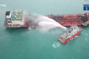 Nguyên nhân vụ cháy tàu Aulac Fortune ở Hồng Kông
