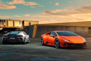 Lamborghini ra mắt phiên bản nâng cấp Huracan EVO