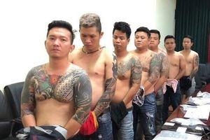 Cảnh sát đón lõng tại Tân Sơn Nhất, bắt gọn bắt băng cho vay nặng lãi
