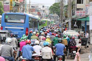TPHCM: 70 dự án giao thông cho năm nay