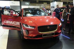 Xe điện Jaguar I-Pace xuất trận tại Đông Nam Á, giá 257.000 USD
