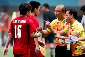 HLV Park Hang-seo từng đau đầu với 2 điểm yếu của tuyển Việt Nam