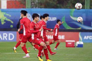 Quang Hải: 'Cầu thủ Việt Nam không ngán Iran'