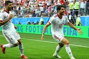 Tiền đạo Iran coi ĐT Việt Nam là đội bóng mạnh