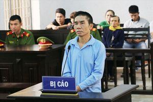 Kẻ đâm chết vợ ngay tại tòa lĩnh 20 năm tù