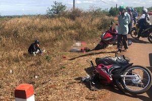 Tông vào xe tải xoay ngang đường, 3 người tử vong