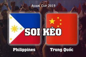 Soi kèo Philippines vs Trung Quốc Asian Cup: 'Phép màu' của Eriksson