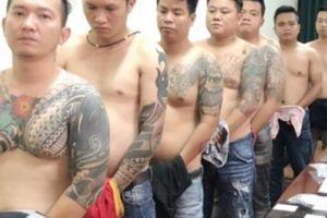 Bộ Công an bắt đại ca giang hồ Vũ 'bông hồng' cùng đàn em