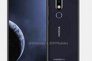 Nokia 6.2 với màn hình 'mụn cóc' cho camera selfie sắp ra mắt