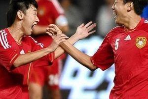Xem trực tiếp Trung Quốc vs Philippines trên VTV5, VTV6