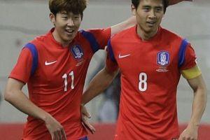 Xem trực tiếp Hàn Quốc vs Kyrgyzstan trên VTV5, VTV6