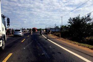 Ba người trong một gia đình tử vong vì tai nạn giao thông