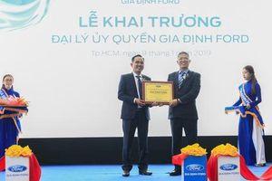Ford Việt Nam khai trương đại lý chính hãng Gia Định Ford