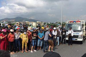 Trên đường về nhà, một nữ sinh chết thảm dưới bánh xe tải