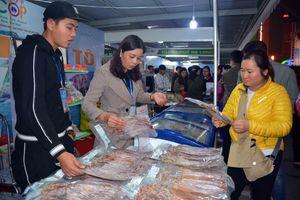 Khai mạc Hội chợ OCOP Quảng Ninh - Xuân 2019 tại Hà Nội