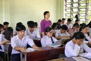 Môn Ngữ văn trong Chương trình GDPT mới